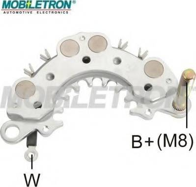 Mobiletron RH-65 - Taisngriezis, Ģenerators autodraugiem.lv