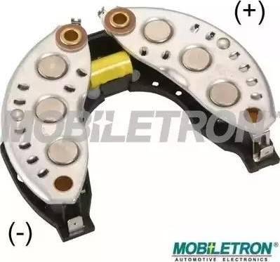 Mobiletron RP-05H - Taisngriezis, Ģenerators autodraugiem.lv