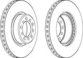 A.B.S. 15794 - Bremžu diski autodraugiem.lv