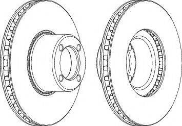 A.B.S. 15607 - Bremžu diski autodraugiem.lv