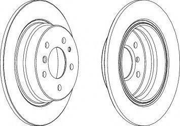 A.B.S. 15868 - Bremžu diski autodraugiem.lv