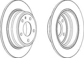 A.B.S. 15872 - Bremžu diski autodraugiem.lv