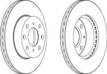 A.B.S. 15650 - Bremžu diski autodraugiem.lv