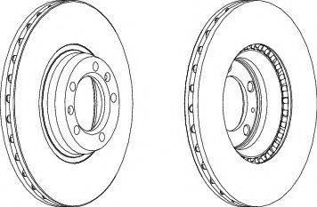A.B.S. 15042 - Bremžu diski autodraugiem.lv