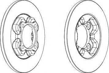 A.B.S. 15553 - Bremžu diski autodraugiem.lv
