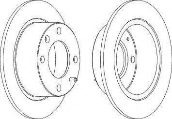 A.B.S. 15415 - Bremžu diski autodraugiem.lv