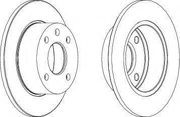A.B.S. 15727 - Bremžu diski autodraugiem.lv