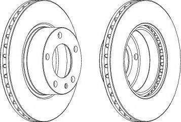 A.B.S. 15769 - Bremžu diski autodraugiem.lv