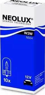 NEOLUX® N504 - Kvēlspuldze, Pieejas signāla gaisma autodraugiem.lv