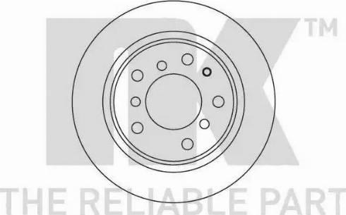 NK 201503 - Bremžu diski autodraugiem.lv