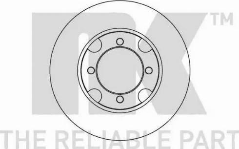 NK 203210 - Bremžu diski autodraugiem.lv