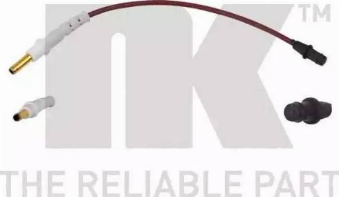 NK 280096 - Indikators, Bremžu uzliku nodilums autodraugiem.lv