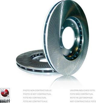 NPS N330N28 - Bremžu diski autodraugiem.lv