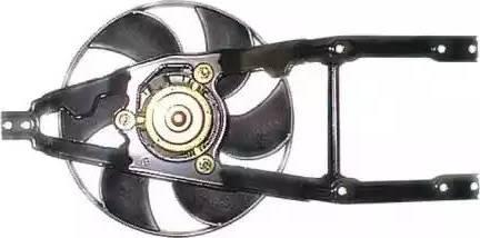 NRF 47229 - Ventilators, Motora dzesēšanas sistēma autodraugiem.lv