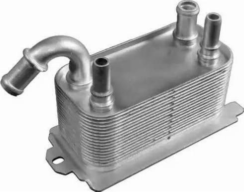 NRF 31192 - Eļļas radiators, Automātiskā pārnesumkārba autodraugiem.lv