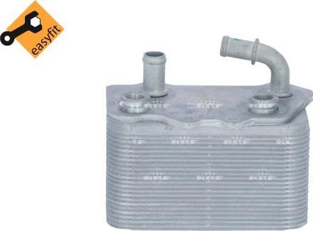 NRF 31774 - Eļļas radiators, Mehāniskā pārnesumkārba autodraugiem.lv