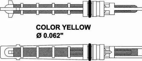 NRF 38212 - Izplešanās vārsts, Gaisa kond. sistēma autodraugiem.lv