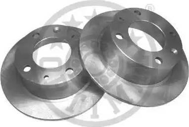 Optimal BS-0210 - Bremžu diski autodraugiem.lv