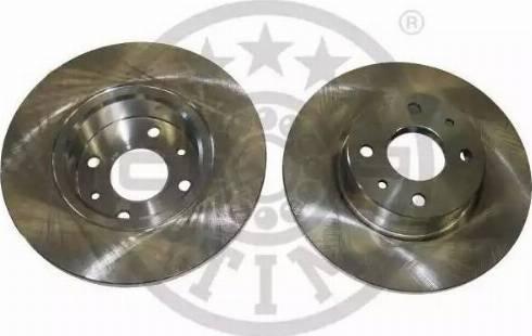 Optimal BS-1920 - Bremžu diski autodraugiem.lv