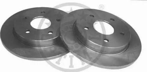 Optimal BS-1470 - Bremžu diski autodraugiem.lv