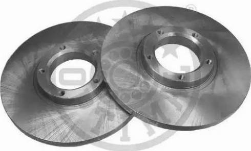 Optimal BS-1630 - Bremžu diski autodraugiem.lv