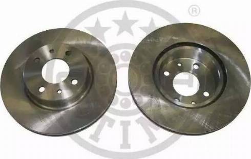 Optimal BS-1830 - Bremžu diski autodraugiem.lv
