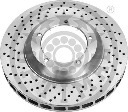 Optimal BS-8984C - Bremžu diski autodraugiem.lv