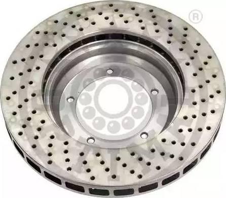 Optimal BS-8984 - Bremžu diski autodraugiem.lv