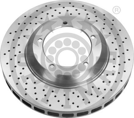 Optimal BS-8988C - Bremžu diski autodraugiem.lv