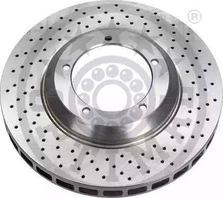 Optimal BS-8988 - Bremžu diski autodraugiem.lv