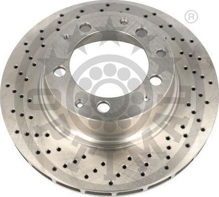 Optimal BS-8982 - Bremžu diski autodraugiem.lv