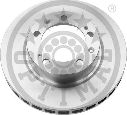 Optimal BS-8890C - Bremžu diski autodraugiem.lv