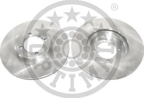 Optimal BS-2640C - Bremžu diski autodraugiem.lv