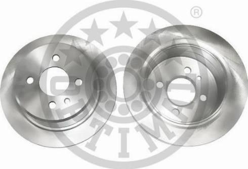 Optimal BS-7606C - Bremžu diski autodraugiem.lv