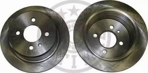 Optimal BS-7606 - Bremžu diski autodraugiem.lv
