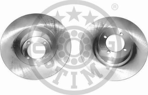 Optimal BS-7608C - Bremžu diski autodraugiem.lv