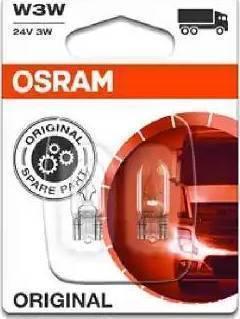 Osram 2821-02B - Kvēlspuldze, Pieejas signāla gaisma autodraugiem.lv