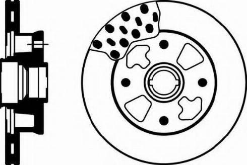 Pagid 52012 - Bremžu diski autodraugiem.lv