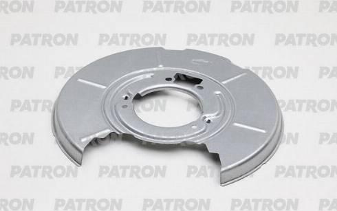 Patron PBS016 - Dubļu sargs, Bremžu disks autodraugiem.lv