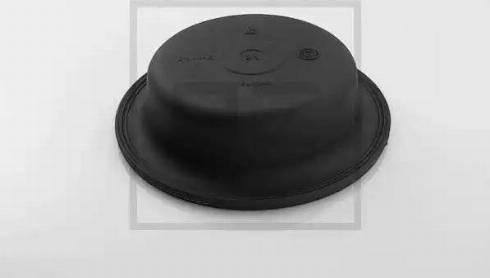 PE Automotive 076.435-10A - Membrāna, Atsperes energoakumulatora cilindrs autodraugiem.lv