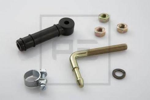 PE Automotive 076.516-00A - Elastīgais elements, Pneimopiekare autodraugiem.lv