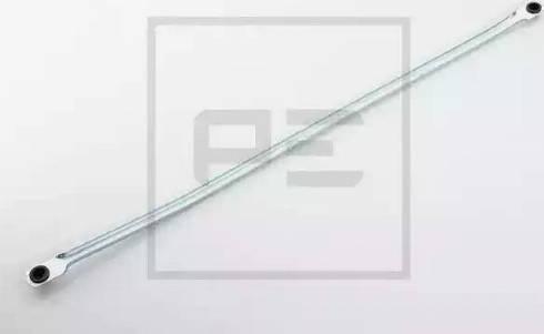PE Automotive 120.161-00A - Stiklu tīrītāja sviru un stiepņu sistēma autodraugiem.lv