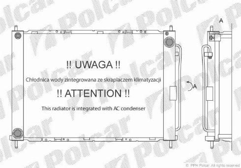 Polcar 6056082X - Dzesēšanas modulis autodraugiem.lv