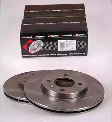Protechnic PRD2107 - Bremžu diski autodraugiem.lv