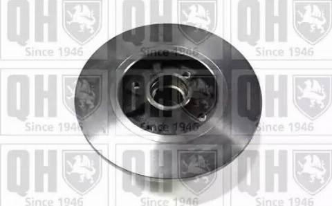 Quinton Hazell BDC3924 - Bremžu diski autodraugiem.lv