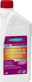 Ravenol 1410125-150-01-999 - Antifrīzs autodraugiem.lv