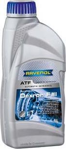 Ravenol 1213104-001-01-999 - Automātiskās pārnesumkārbas eļļa autodraugiem.lv