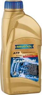 Ravenol 1212104-001-01-999 - Automātiskās pārnesumkārbas eļļa autodraugiem.lv