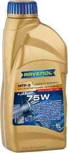 Ravenol 1221104-001-01-999 - Manuālās pārnesumkārbas eļļa autodraugiem.lv