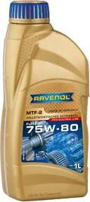 Ravenol 1221103-001-01-999 - Manuālās pārnesumkārbas eļļa autodraugiem.lv